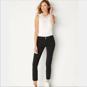 NWT! Anatomie Travel Susan Skinny Ankle Pant xs